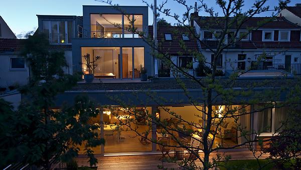 Wohn- und Ferienhäuser