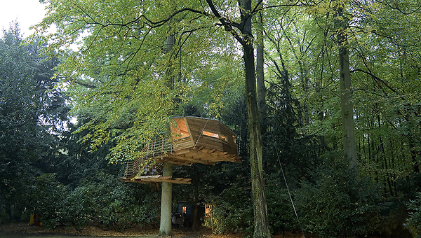 Baumhaus Eilenriede