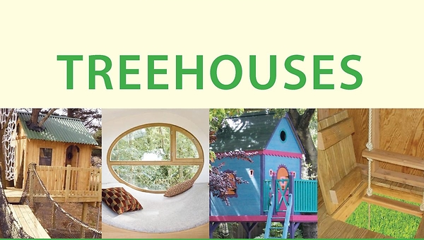Treehouses – A Step-by-Step Guide