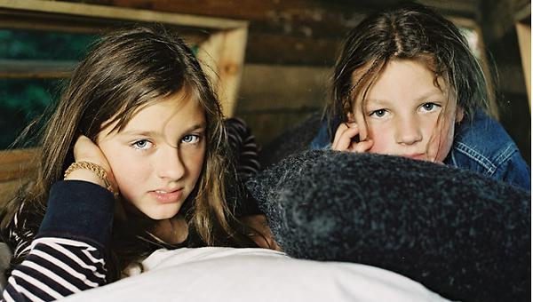 Franziska und Antonnia